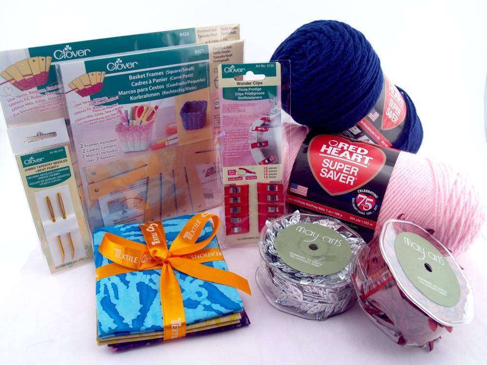 Basket Frame Gift Package