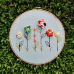 April Embroidery