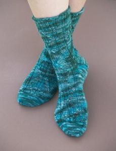 socks-green1