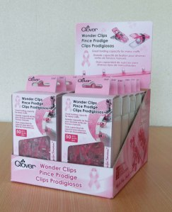 3167 Pink Wonderclips (Display)