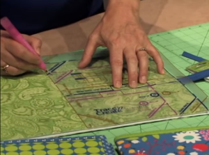 Image from Nancy Zieman video located on Clover YouTube channel