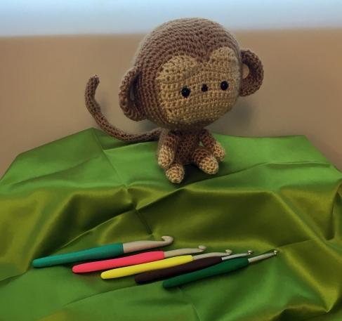 Veronica's Monkey