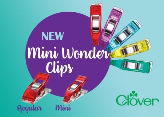 Mini Wonder Clips